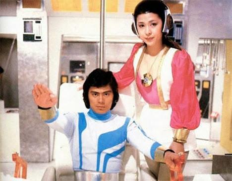 Retsu Ichijouji (Gaban) dan Mimi