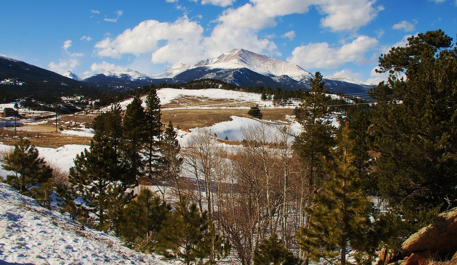 SkinnyTraffic: Boulder > Jamestown > Estes Park > Lyons ...