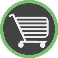 cart icon outline