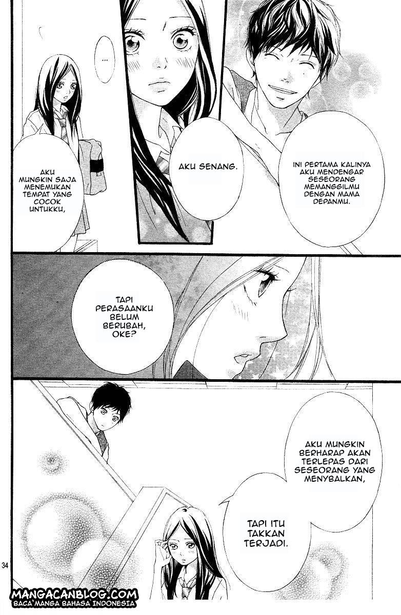 Ao Haru Ride Chapter 14-35
