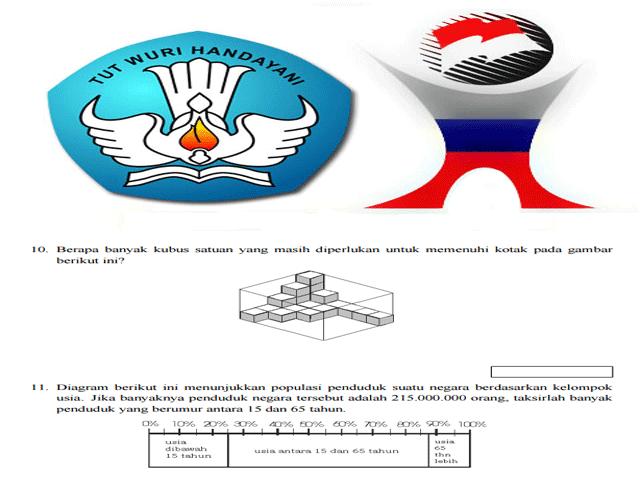 Contoh Latihan Soal Matematika Lomba Osn Sd Tahun 2017 Nova Ardiyani