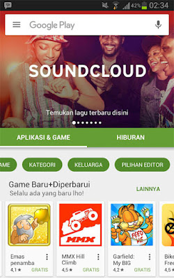 android google playstore