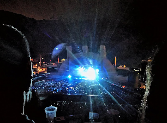 goldfrapp and new order at the hollywood bowl