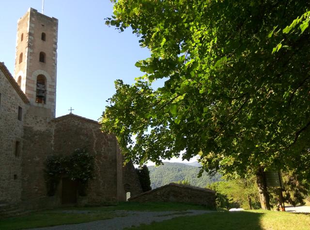 Sant Antoni, punt final de la passejada