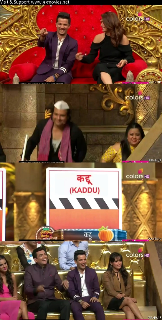 Comedy Nights Bachao 04 Dec 2016 HDTV 480p