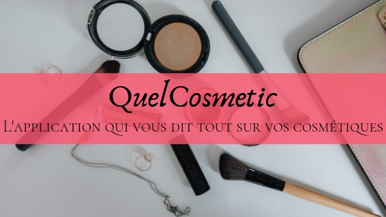 application quelcosmetic