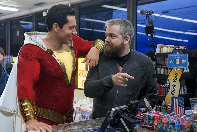 ワーナー・ブラザースの新しい配信サービスだけに、DC ヒーロー映画が満載‼️のはずの HBO Max を早速、サブスクしたデヴィッド・F・サンドバーグ監督のお目当ては…⁉️😄