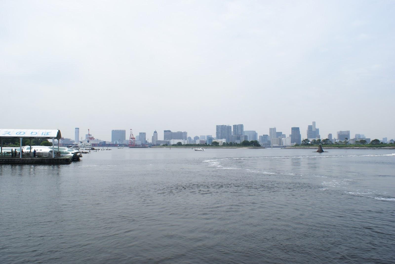 tokyo odaiba japan