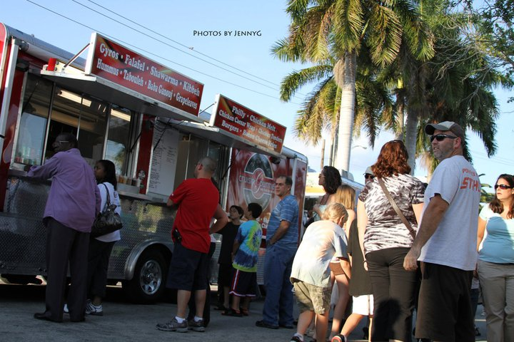 Food Truck Miami Tropical Park