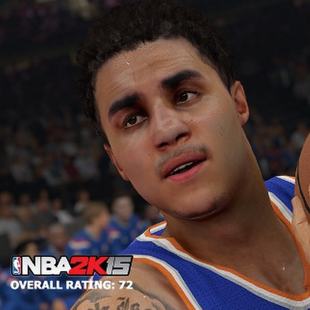 Shane Larkin NBA 2K15 Screenshot