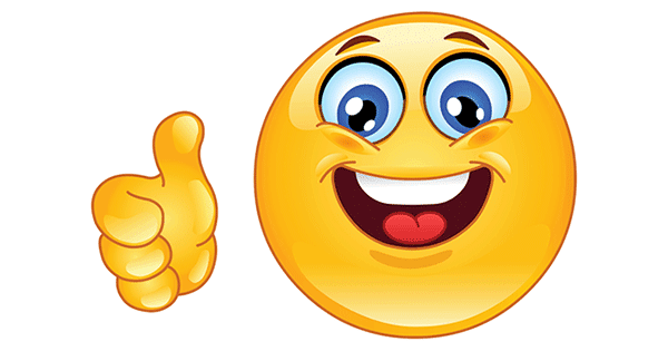 Animated smiley faces thumbs up - photo#43