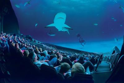 Độ khủng của rạp chiếu phim IMAX về tới Việt Nam