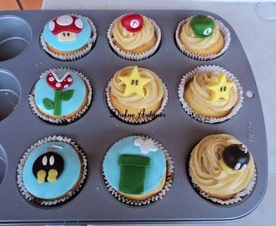 Cupcakes Super Mario Bros