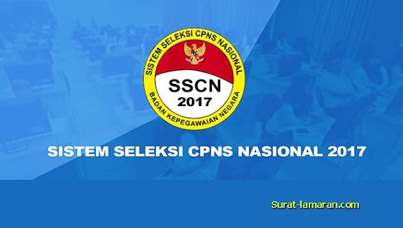 Pengumuman Upload Ulang Berkas Persyaratan CPNS 2017