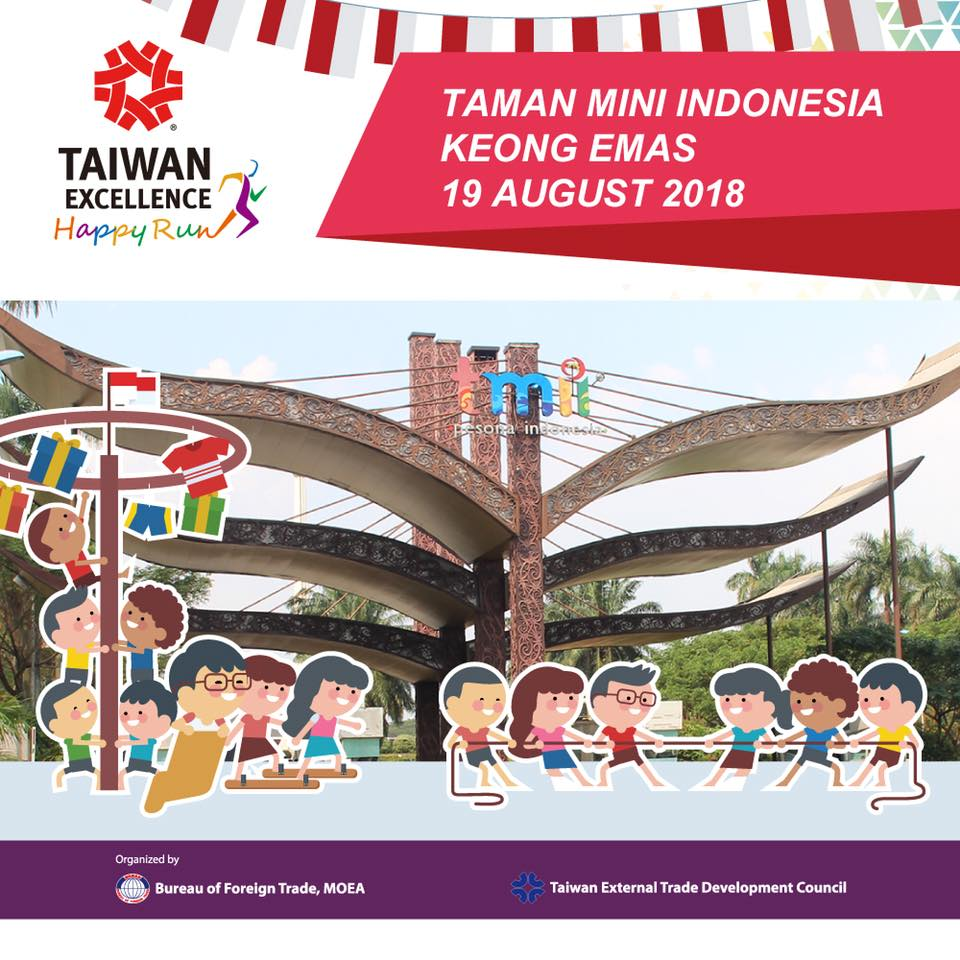 Taiwan Excellence Happy Run • 2018