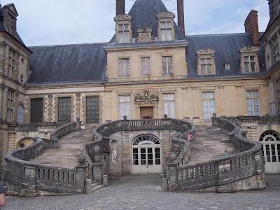 Castelo - Fontainebleau - França