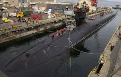 Kapal selam nuklir kelas ohio AS