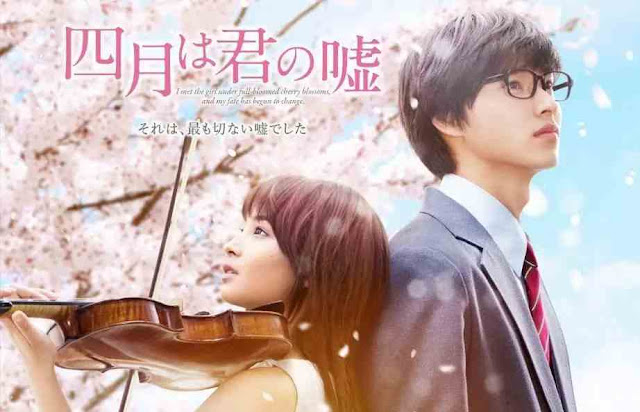 Download OST Shigatsu wa Kimi no Uso~Live Action Full Version