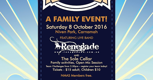 North Midlands Country Carnival in Carnamah on 8 October 2016