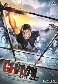 Ghayal Once Again 2016 Hindi Movie 3GP MP4 HD 300MB