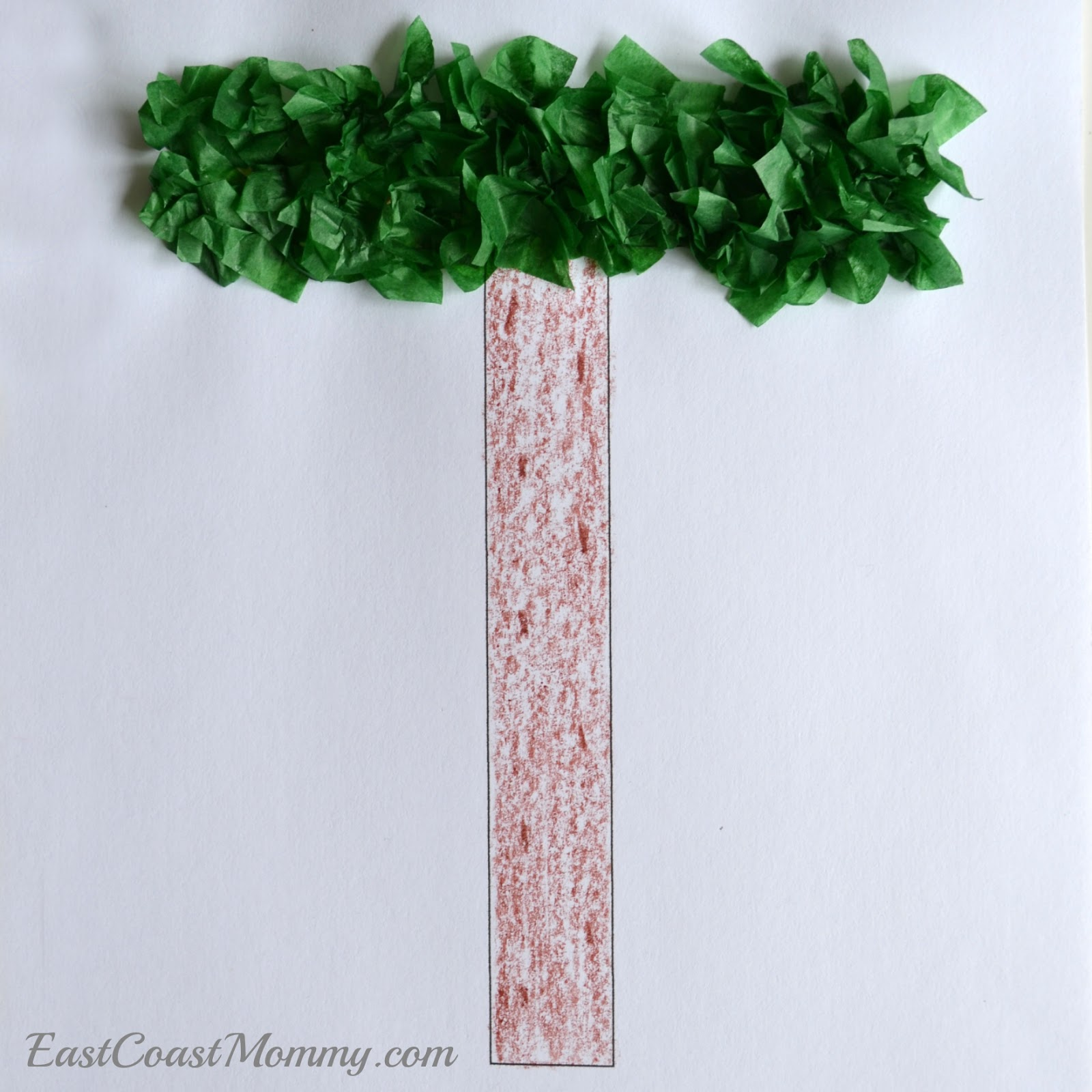 East Coast Mommy Alphabet Crafts