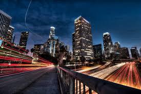 los angeles kota paling modern dengan teknologi mutakhir
