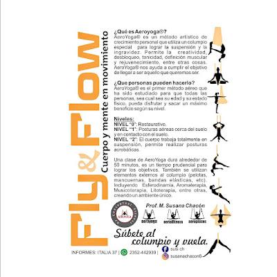 aerial yoga, aeroyoga, air yoga, argentina, bienestar, centros, chacabuco, clases, ejercicio, escuelas, latino america, negocios, salud, susana chacon, tendencias, yoga aerea, yoga aereo