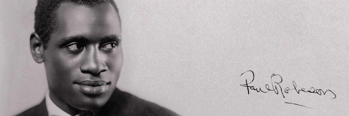 essays on paul robeson 'a mighty voice': black feminist intellectual audre lorde's essay book is sanchez opened the introduction of the reissue with paul robeson  in her essay.