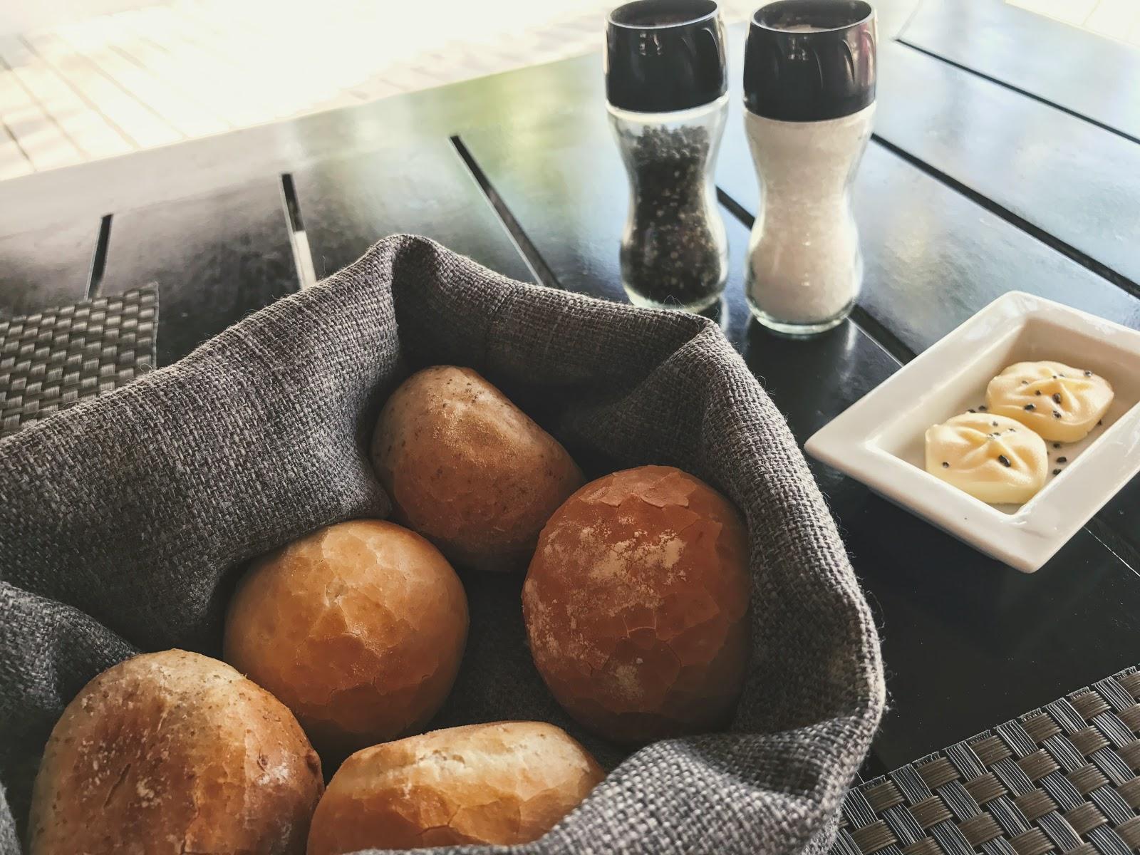 環遊世界|大溪地|Te Ava Restaurant @Bora Bora艾美酒店