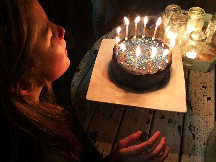 Happy 13th birthday Miss Fab!