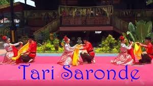 tari saronde