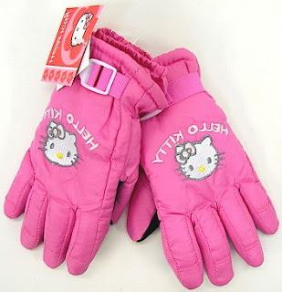 Gambar Sarung Tangan Hello Kitty 2