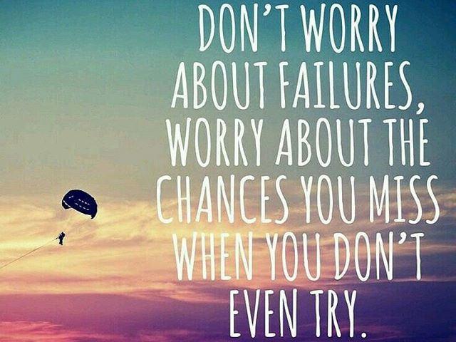 arti kegagalan, belajar dari kegagalan