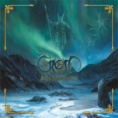 "Crom - ""Shields Of Gold"" (audio) from the album ""When Northmen Die"""
