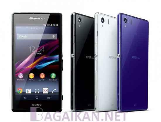 Harga dan Spesifikasi Sony Xperia Z1 Docomo (SO-01F) Baru/Bekas