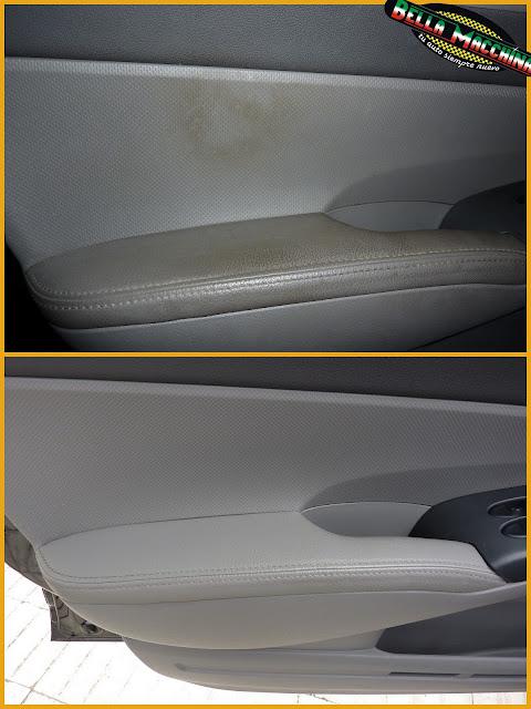 tapizado sucio antes y despues