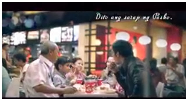 "Jollibee ""Noel"", A Heartwarming TV Advert"