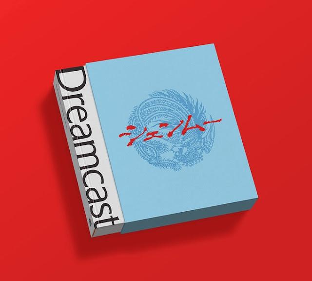 Shenmue Special Edition case render