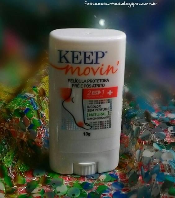 Keep Movin Brasil peliculas protetoras