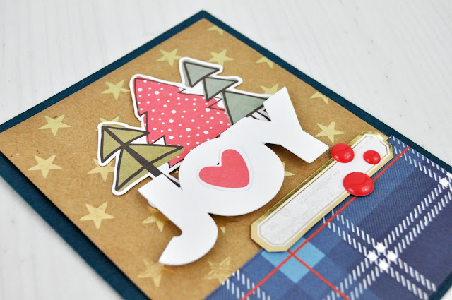 SCT Delivered November Scrapbooking Kit. Card designed by Jen Gallacher for Scrapbook and Cards Today Magazine. #sctmagazine #cardmaker #jengallacher