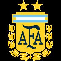 Logo Timnas Sepakbola Argentina PNG