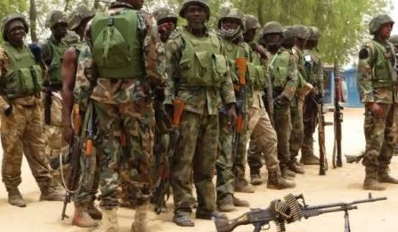 Army breaks Silence on plans to overthrow Buhari's administration report