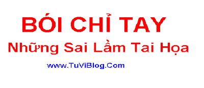 BOI CHI TAY CHINH XAC