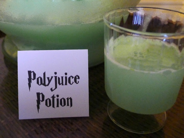 Snacks, Polyjuice Potion