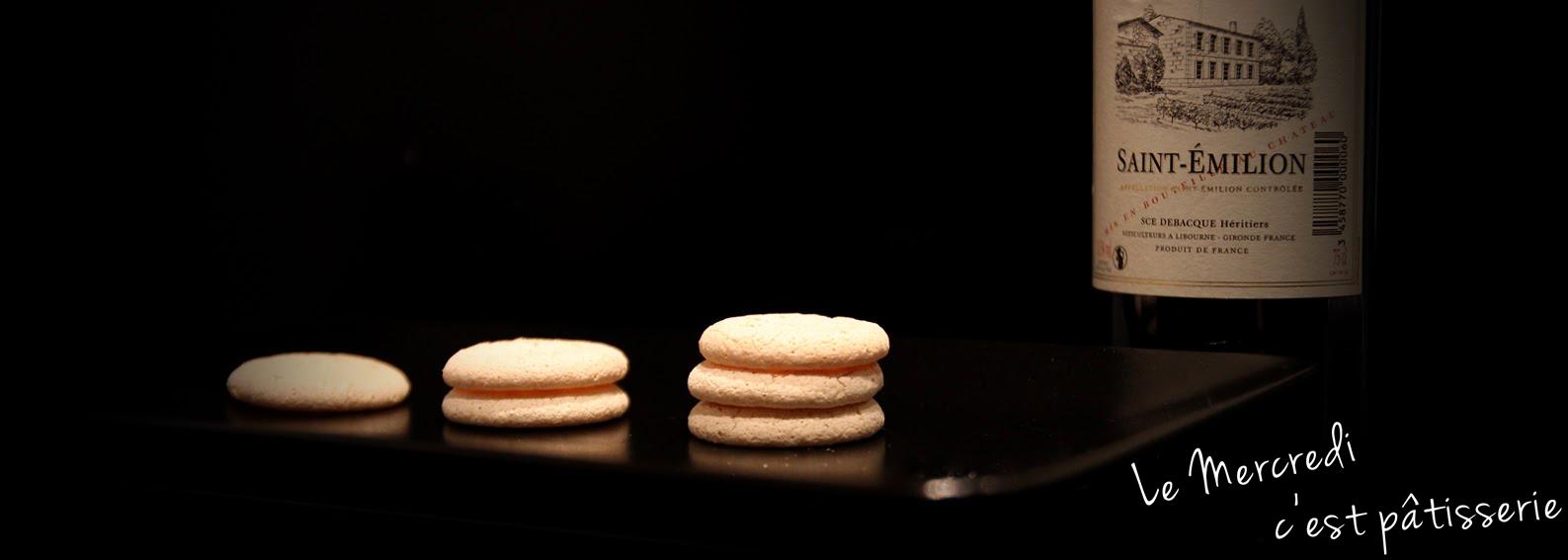 Macarons de Saint Emilion