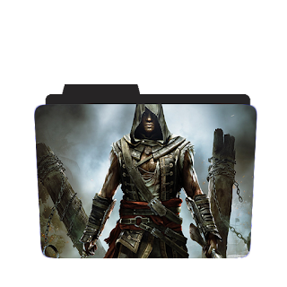 Assassin's Creed 3 game folder icons