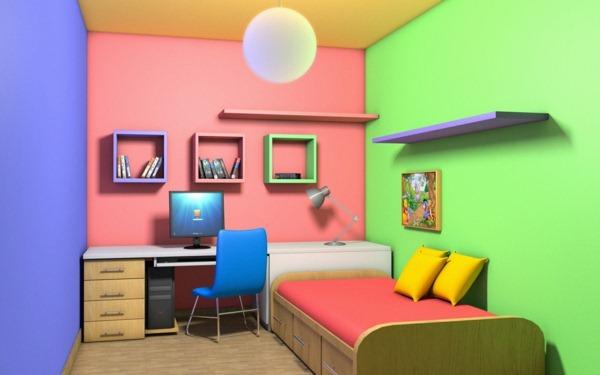 De que color pinto mi casa proyectos de casas for Colores pintura pared
