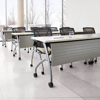 Global Total Office Training Room Tables