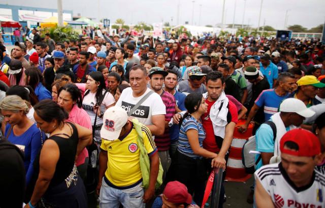 Doce países acuerdan abordar la migración masiva de venezolanos con enfoque humanitario