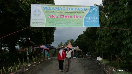 Banner Depan Lomba